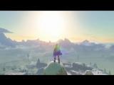Геймплейный трейлер Legend of Zelda: Breath of the Wild для Switch от Nintendo.