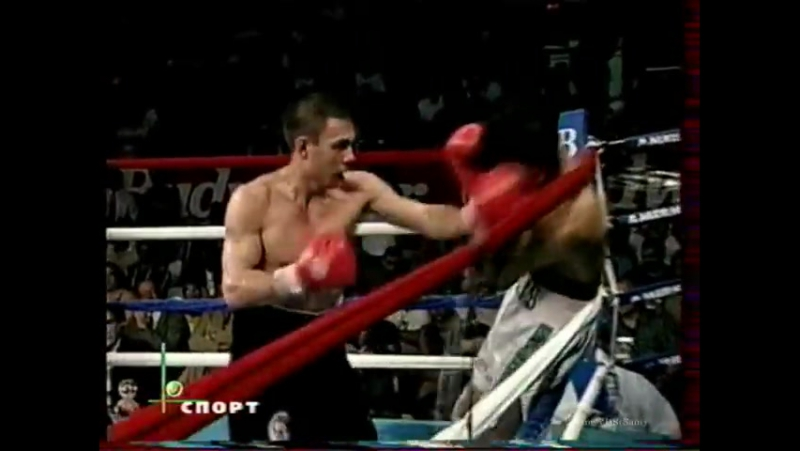 1998-08-15 Rafael Ruelas vs Kostya Tszyu (WBC Super Lightweight Title Eliminator)