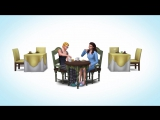 The Sims 4: Тизер нового игрового набора и каталога