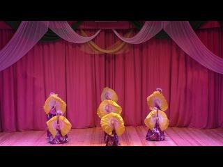 6. Китайский танец «Скабиоза» - Студия восточного танца «Гюльчатай» г. Москва