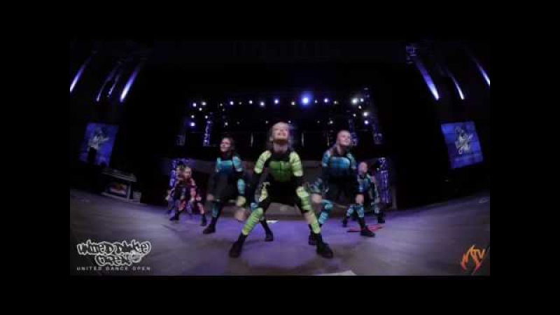 United Dance Open XX - Kids Beginners Crew - THE WHOLIGANS