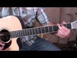 Beginner Acoustic Songs on Guitar - Warrant - Heaven - jani Lane