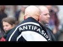01 05 2015 Skinheads DSSS vs Antifa Brno blokuje 2015 CZ