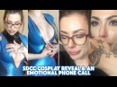 FROM MY SDCC COSPLAY REVEAL TO AN EMOTIONAL PHONE CALL A DAY WITH VERA BAMBI