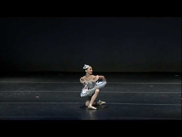 Juliet Doherty (Age 12) - Variation from Harlequinade YAGP