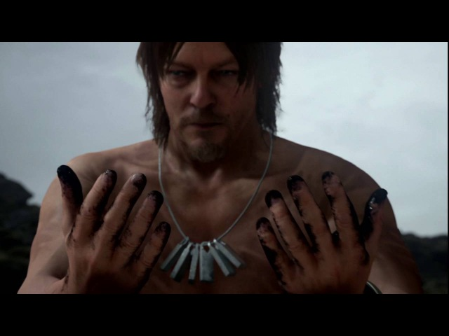 Death Stranding - First Trailer E3 2016 {4K UltraHD} for PS4