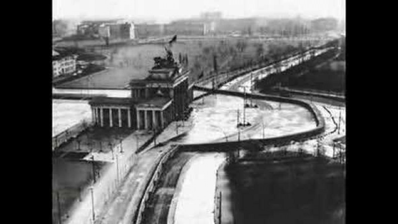 Carl Gotthard Langhans Brandenburg Gate Berlin