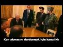 Çeçen Komutan'dan Boris Yeltsin'e Bürokrasi Dersi..