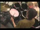Louie Bellson &amp Steve Gadd duo - Laser Heat (with Vic Firth, Harvey Mason, Alex Acuna, Dave Samuels)