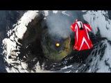 GoPro Roberta Mancino's Wingsuit Flight Over An Active Volcano
