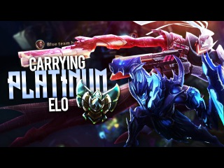 Gosu - CARRYING PLATINUM ELO
