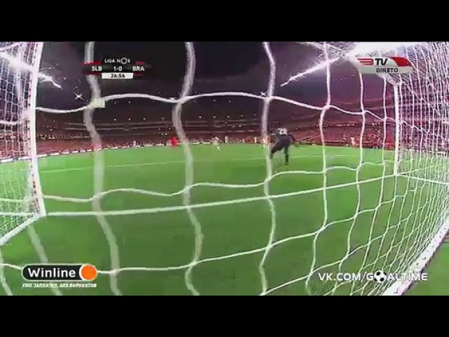 ALL GOALS HD SL Benfica 3-1 Sporting Braga - Portugal - Primeira Liga 19.09.2016 HD - vidéo Dailymotion