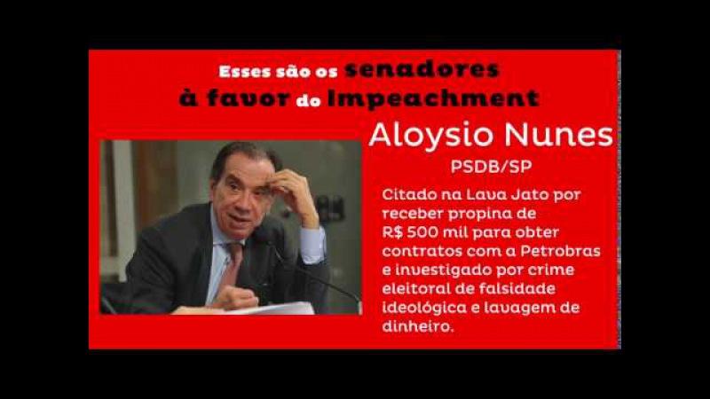 ALOYSIO NUNES - PSDB/SP