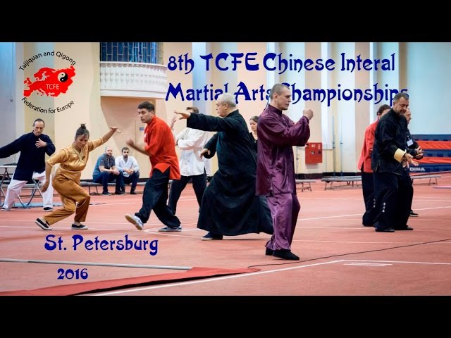 VIII European Taiji Internal Arts Championship