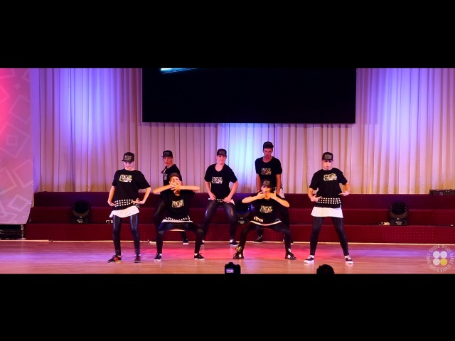 Ciara ft. Nicki Minaj – I'm Out | NutS Crew @ Feel The Beat 2014 | hip-hop dance choreography