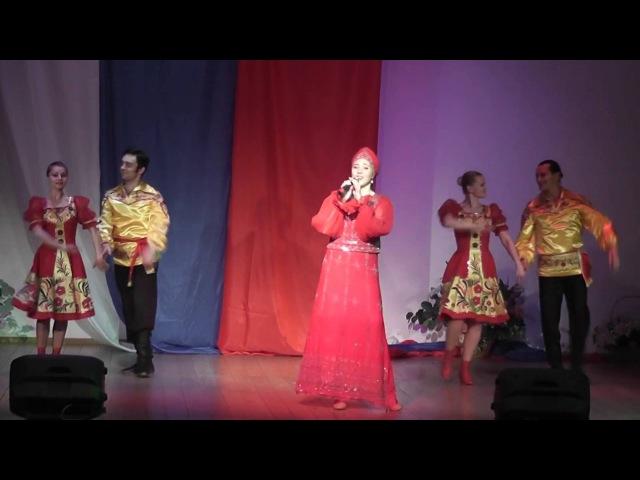 МАРИЯ НЕКАЛИНА и анс. ЖАР-ЦВЕТ - Калинка, Maria Nekalina Kalinka