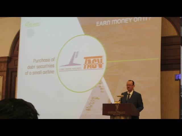 Выступление Гендиректора AGAM Андрея Абакумова 28.08.2016