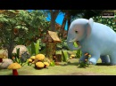True Friends Aesop Fable   3D English Nursery Moral Story for Children   Classteacher Learning