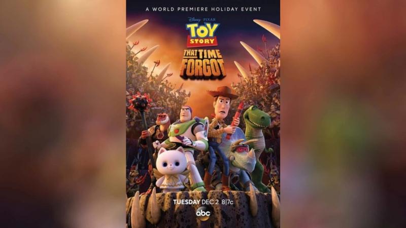 История игрушек, забытая временем (2014) | Toy Story That Time Forgot