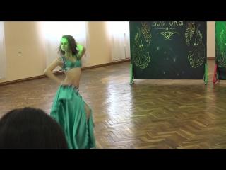 Кубок Восточной Украины по восточным танцам