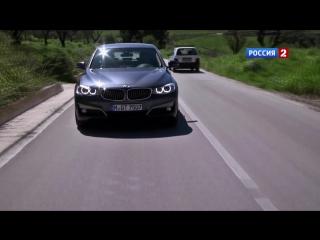 Тест-драйв BMW 3 Series GT 2013 ⁄⁄ АвтоВести 104