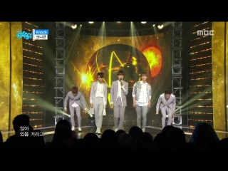 KNK - Knock @ Music Core 160409