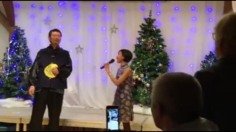 恭喜恭喜 китайская новогодняя песня: Желаю счастья