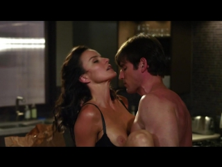 Ana Alexander - Chemistry (2011)(sex scene, сцена секса, эротика, постельная сцена, раком, трах, кончил, порно)