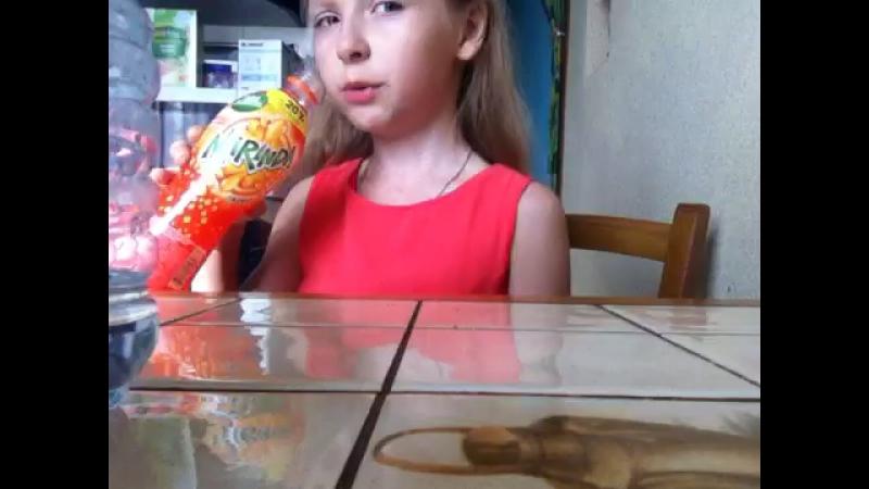 Мини челендж напитки