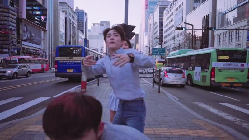 Lia Kim Choreography - Sing - Pentatonix (feat JunWow from A.C.E)