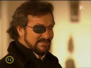 Сериал Зорро Шпага и роза (Zorro La espada y la rosa) 046 серия
