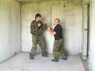 БИЕО Система активной обороны Стрела_ Техника боя в ограниченном пространстве (Фильм 3) (2010)