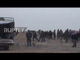 Syria Syrian Army respond to IS attacks near Palmyra and Homs