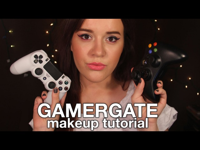 GAMERGATE MAKEUP TUTORIAL
