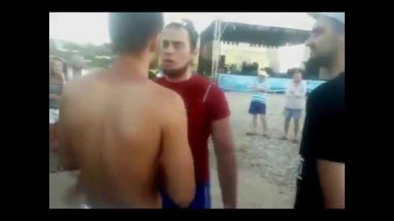 SLOVO (Крымфест) 2 x 2 Нич, WahaBeat vs Хайд и Хасан (2016)
