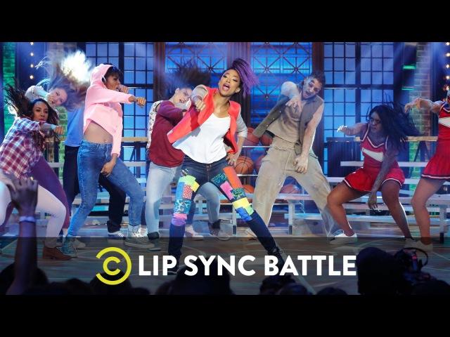 Lip Sync Battle - Sonequa Martin Green