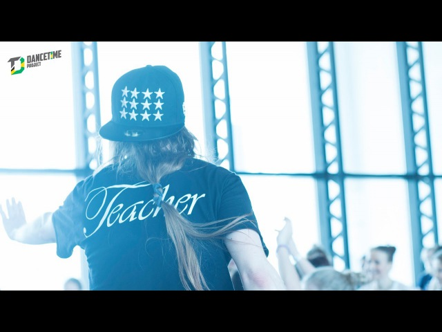 NASTYA BERMUS: Dancehall Presenter @ YOU CAN DANCE CAMP 2018
