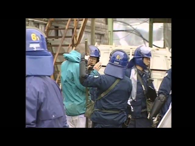 Зариновая атака в токийском метро. 1995 год