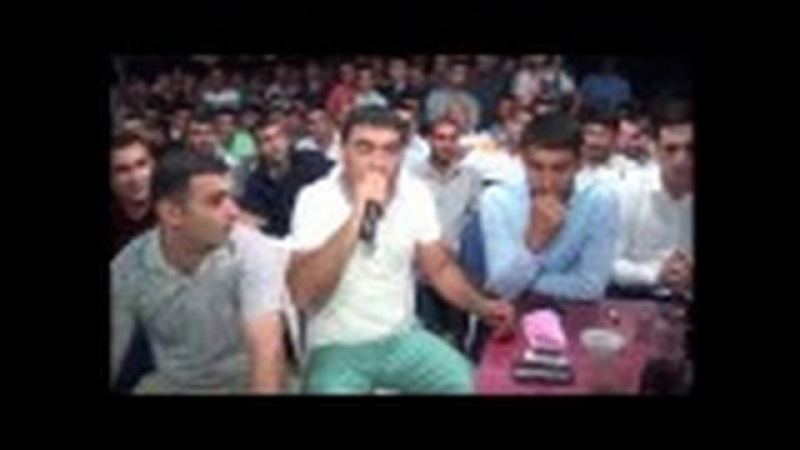 Cashan Adamin Ciyerni Men Cixardaram 2016 Yeni Super Deyisme Meyxana