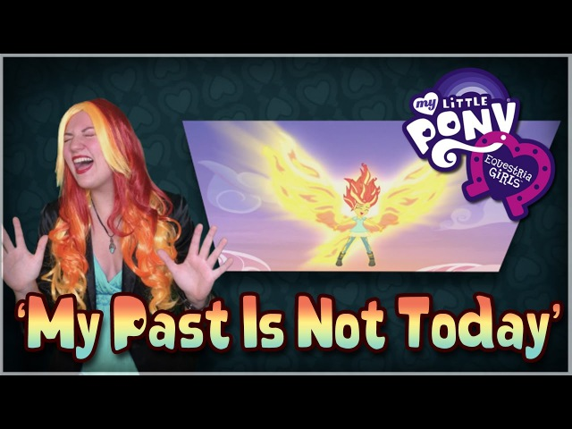 My Past Is Not Today - MLP - Nola Klop Cover