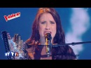 The Voice 2016│Lena Woods - « Lettre à France » (Michel Polnareff)│ Prime 2