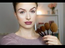 Flawless skin ft. Oval brushes