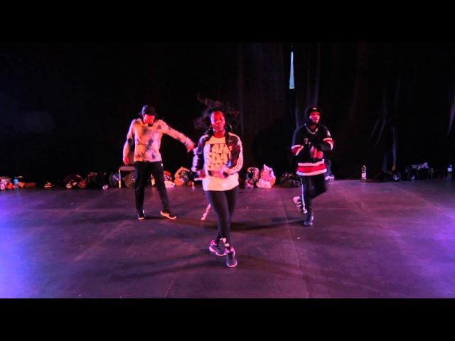 Andye J - Dej Loaf - Try Me - SDA Winter Camp 2016
