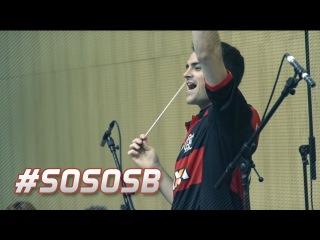 SOS OSB! Orquesta Sinfônica Brasileira executa hino do Flamengo!