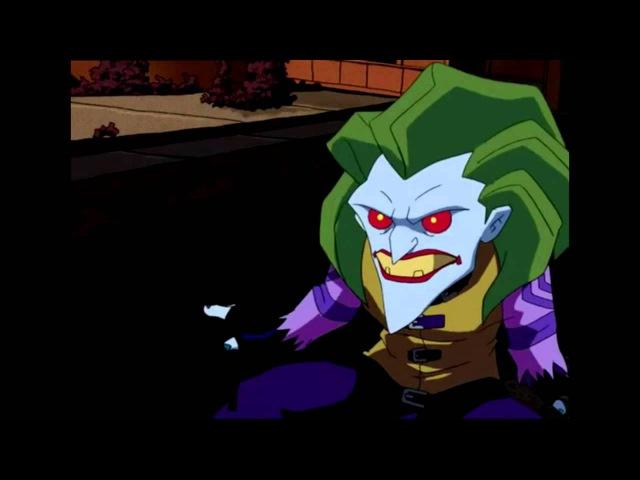 The Batman Uma conversa muito louca Batman Vs Coringa