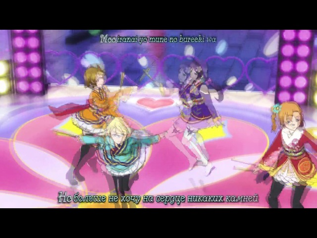 Живая любовь! Проект «Школьный идол» Фильм / Love Live! The School Idol Movie - Angel HD [субтитры]