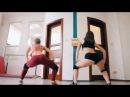 Dancing Twerk Booty dance Baikoko style PAWG Тверк #1