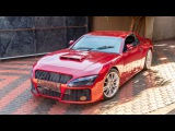 Man Builds Sports Car From The Dream Cars Of His Childhood
