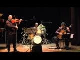 Aniello Desiderio's QUARTETTO FURIOSO - live at Teatro Rossetti