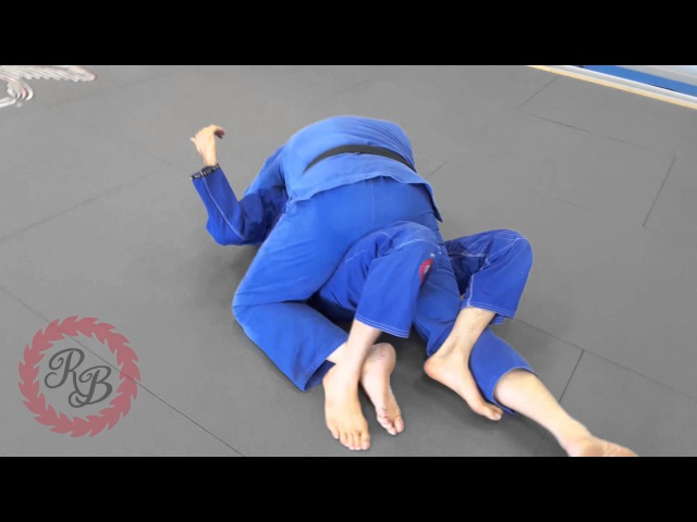 High percentage sweep when getting smashed from bottom half guard